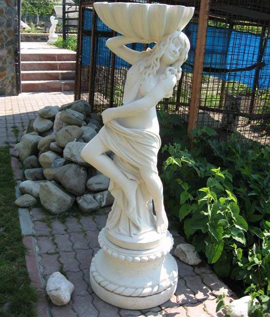 Античная скульптура большая для сада : Старая база новейших картинок
